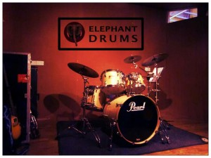 Elephant Drums Studio London