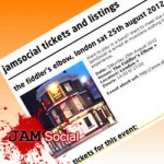 JamSocial tickets