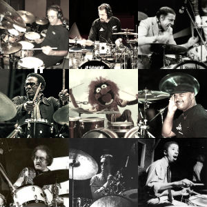 Famous Drummers