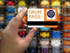 Drum Pass