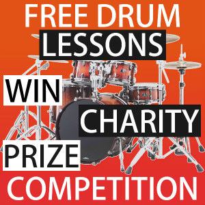 Free Drum Lessons: Prizes & Competitions