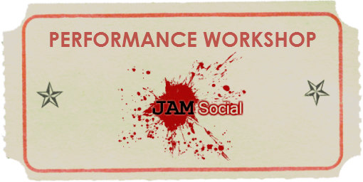 JamSocial Ticket