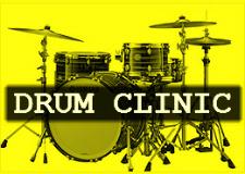 Mark Mondesir Drum Clinic