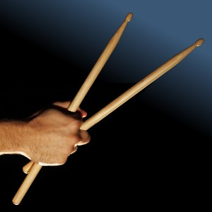 Drumming without Drums