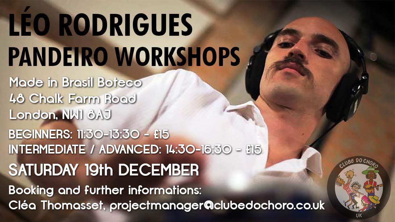 Leo Rodrigues London