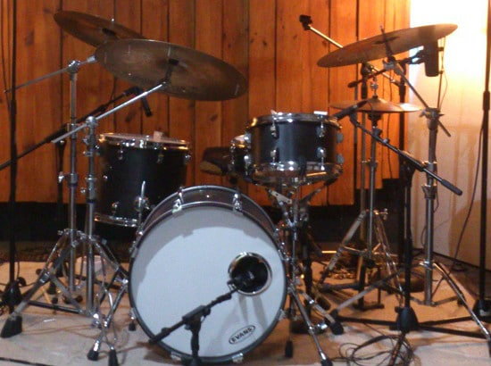 Drum practice studios and rehearsal spaces in London