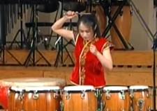 Beibei Wang: Chinese Drumming