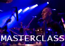 Drum Masterclass with Steve Sidelnyk