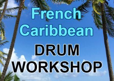 "Drum Workshop: ""Rhythms of the World"""