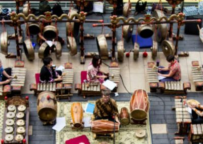 Gamelan Showcase
