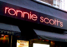 Drum Masterclass at Ronnie Scott's