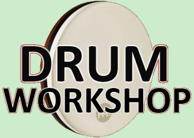 World Rhythms Workshop: Batá
