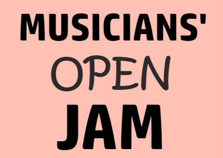Musicians' Open Jam