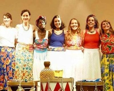 Brazilian Rhythm and Song performance