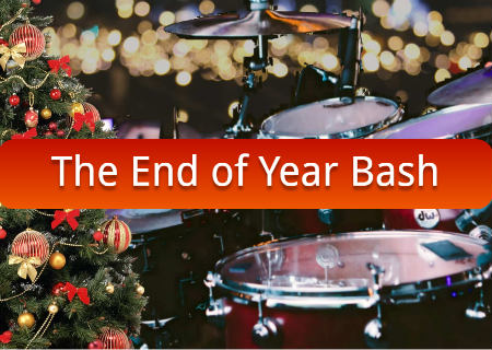 The End of Year Bash