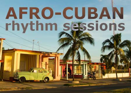 Afro-Cuban rhythm sessions