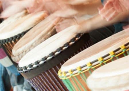 West African Drumming Workshop