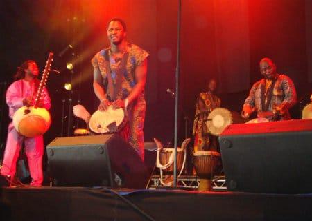 Concert & Talk: Drumming of Senegal
